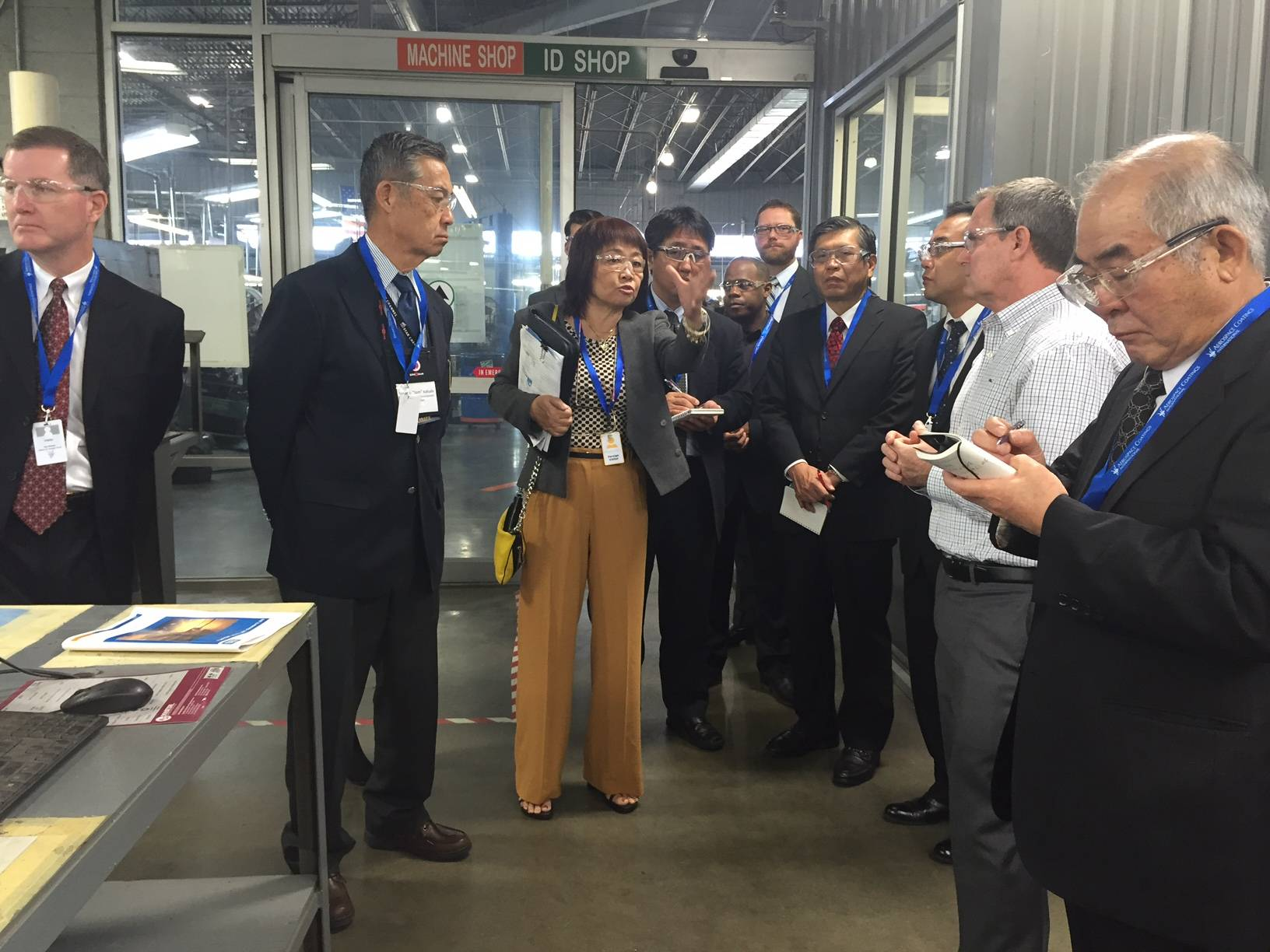 Alabama calhoun county eastaboga -  To Showcase Calhoun County And The Aerospace Industries Located In Our Community We Were Pleased To Welcome The Japanese Delegates To Northeast Alabama